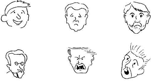 Виды психологических портретов пожилых людей