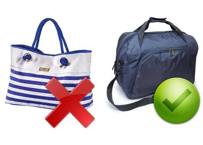 Какая сумка лучше для путешествия