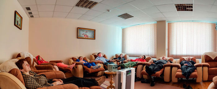 Комната для аэрофитотерапии