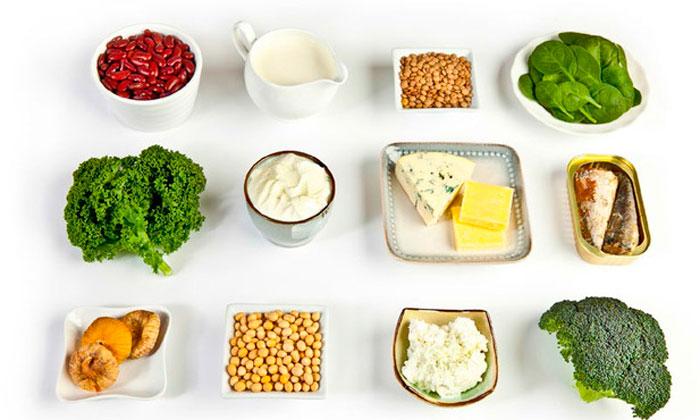 Продукты для профилактики остеопороза