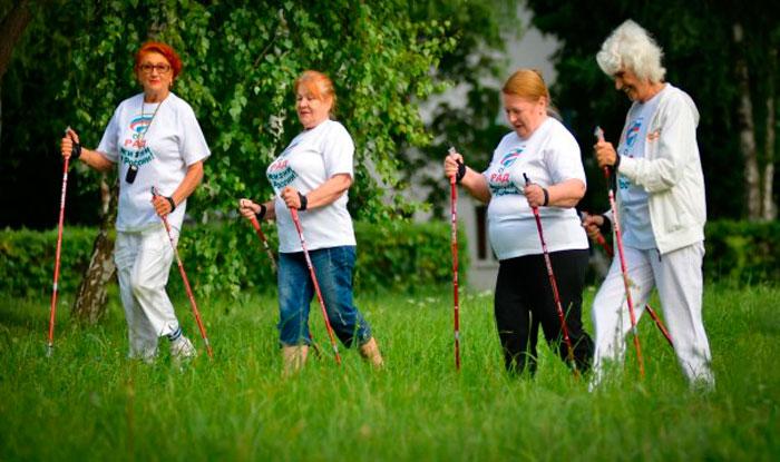 Финская ходьба