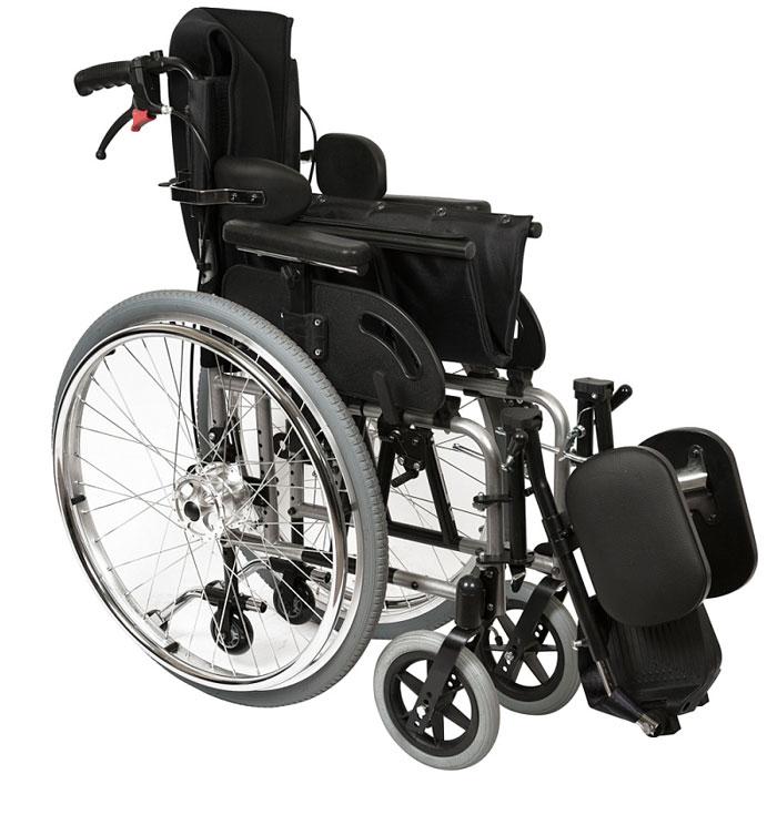 Инвалидное кресло-коляска активного типа Nuova Blandino GR117 Palsy