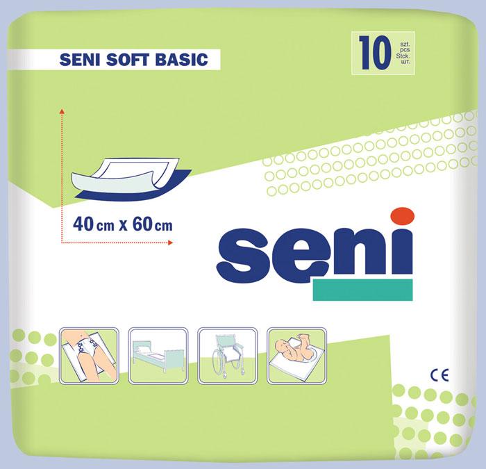 Пеленки Seni-Soft Basic