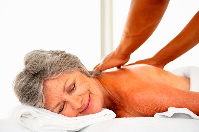 Особенности массажа после перелома шейки бедра