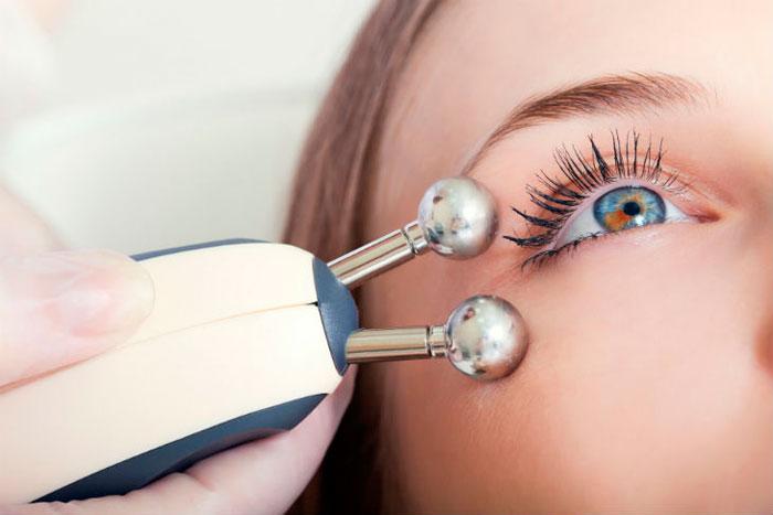 Электрофорез глаз