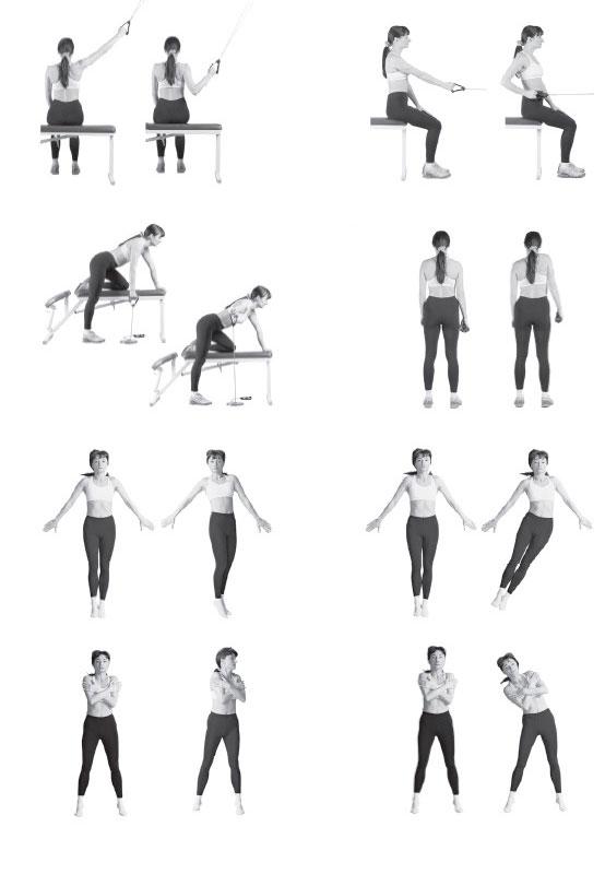 Комплекс упражнений №1 суставной гимнастики Дикуля