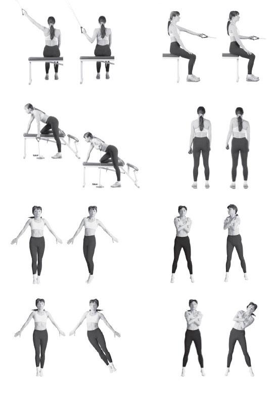 Комплекс упражнений №2 суставной гимнастики Дикуля