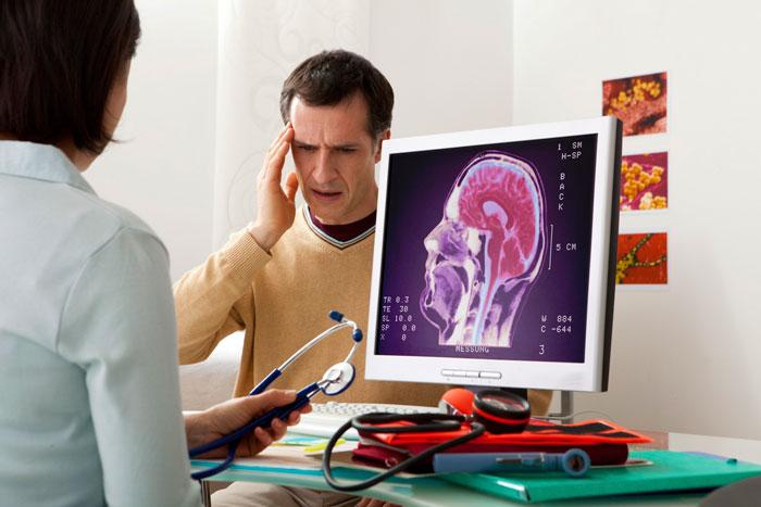 Диагностика внутричерепного давления