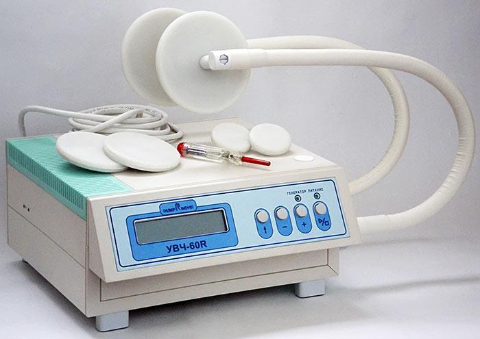 Аппарат для УВЧ-терапии УВЧ-60R