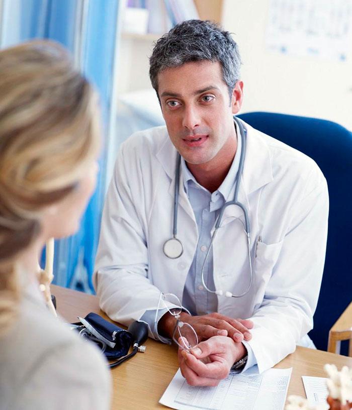 Диагностика недержания у врача
