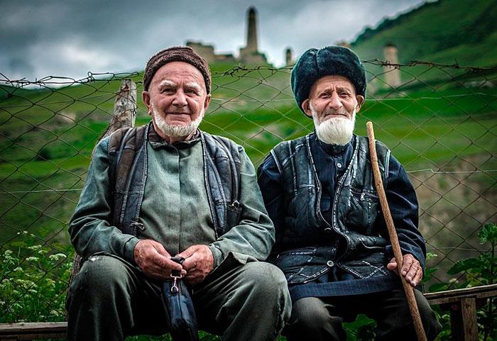 Горцы долгожители