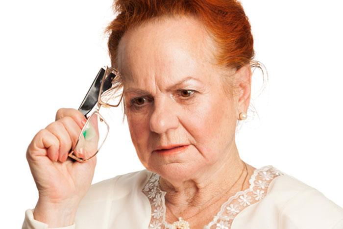 Резкая потеря памяти у пожилых