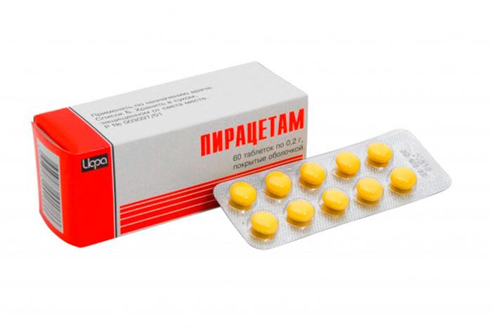 Пирацетам - средство от дисбазии