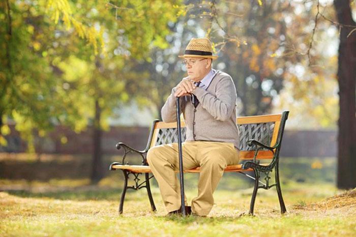 Люди пожилого возраста часто теряются