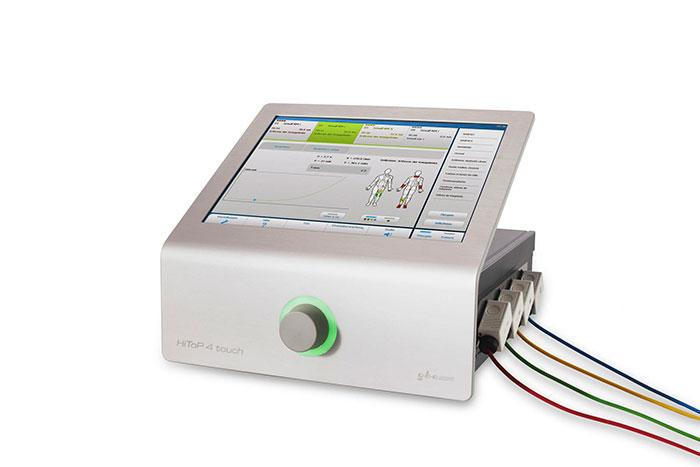 Аппарат для высокотоновой терапии Hitop 4 touch