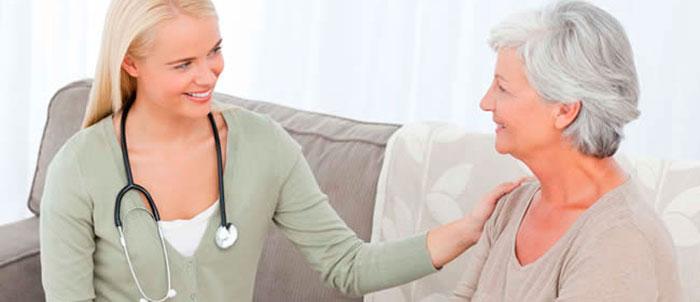 Диагностика цистита у пожилых женщин