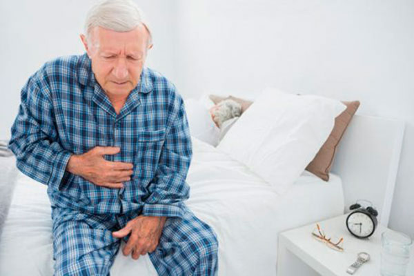 Боли в животе возникающие при непроходимости кишечника