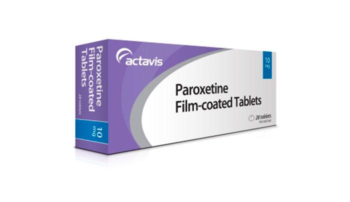 Пароксетин - для лечения расстройств психики у пожилых