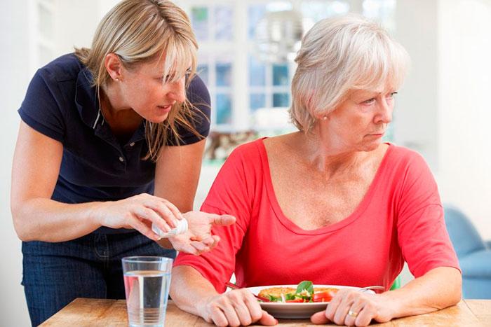 Лечение депрессии у пожилых с помощью антидепрессантов
