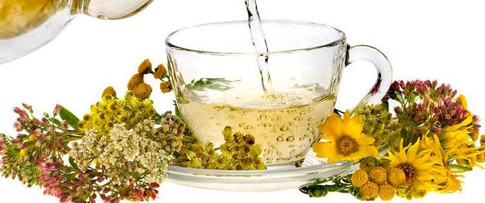 Травяной чай поможет при вертиго