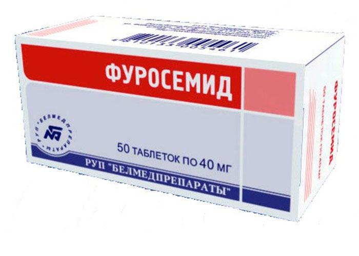 Фуросемид - для лечения почечной недостаточности