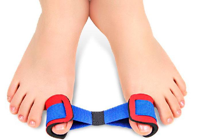 Специальные упражнения при вальгусной деформации