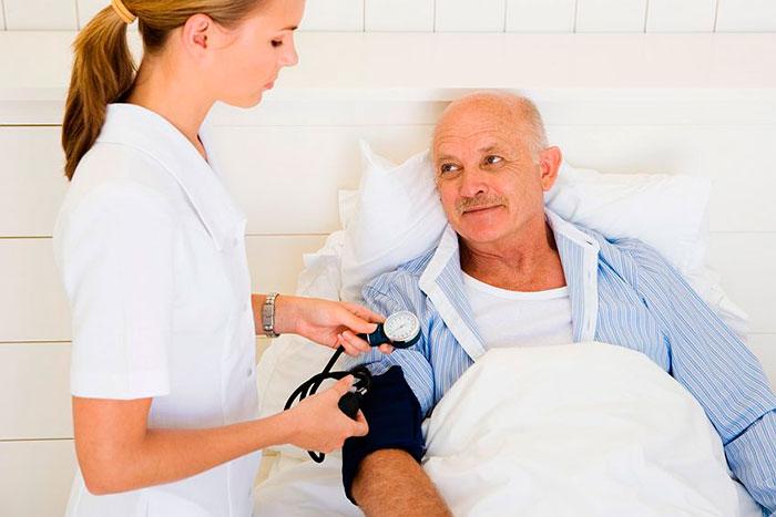Ночная сиделка в больницу