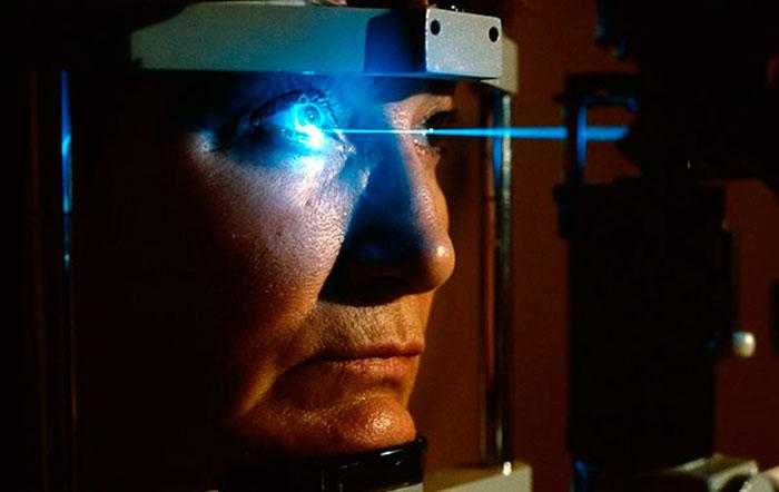 Лечение ВМД методом лазерной фотокоагуляции