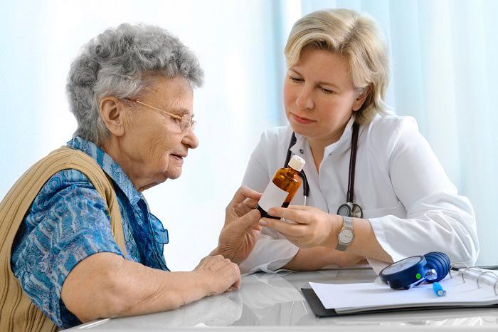 Медикаментозное лечение гипертонии у пожилых