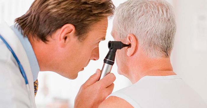 Диагностика уровня слуха в пожилом возрасте