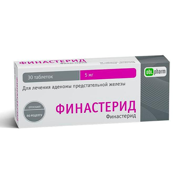 Финастерид - лекарство от женского облысения