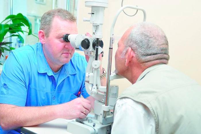Диагностика близорукости в пожилом возрасте