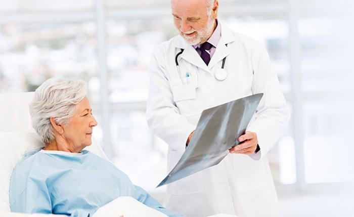 Диагностика ХНЗЛ в пожилом возрасте