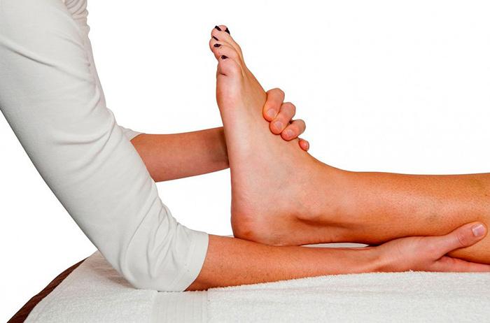 Диагностика бурсита большого пальца стопы
