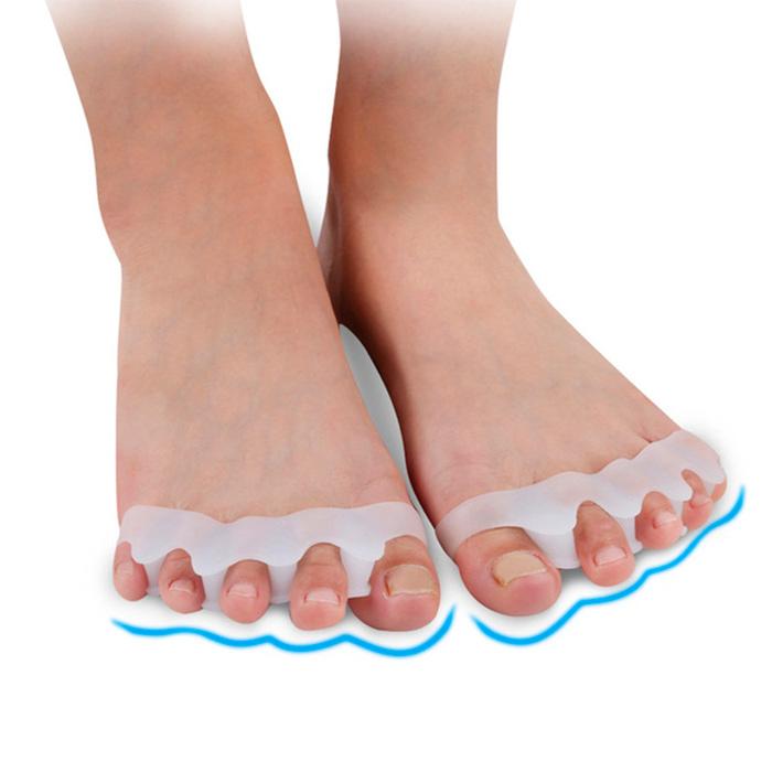 Фиксатор для пальцев ног при бурсите