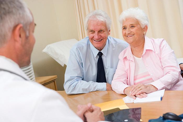 Консультация с врачом перед заключением опекунства