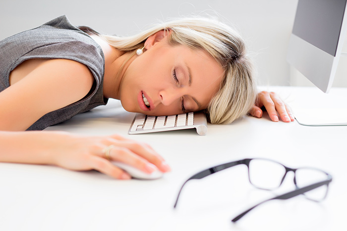 Сонливость из-за СОАС