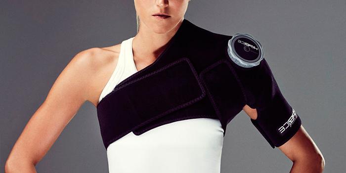 Фиксация плеча при субакромиальном бурсите плечевого сустава