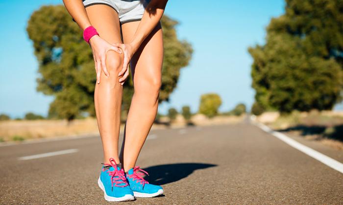 Резкие боли возникающие из-за супрапателлярного бурсита коленного сустава