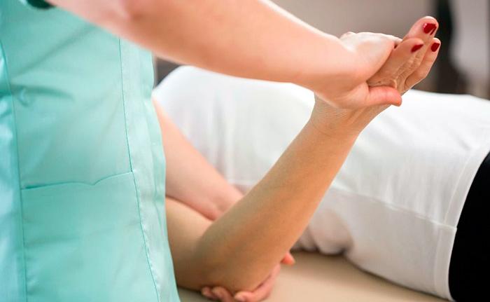 Диагностика бурсита лучезапястного сустава
