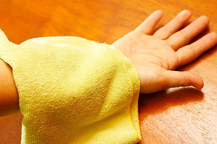 Согревающий компресс при бурсите кисти руки