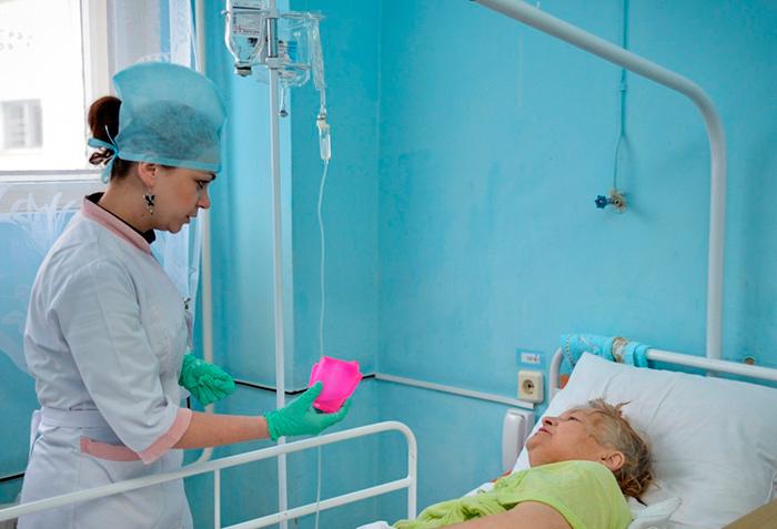 Медицинские услуги в хосписе