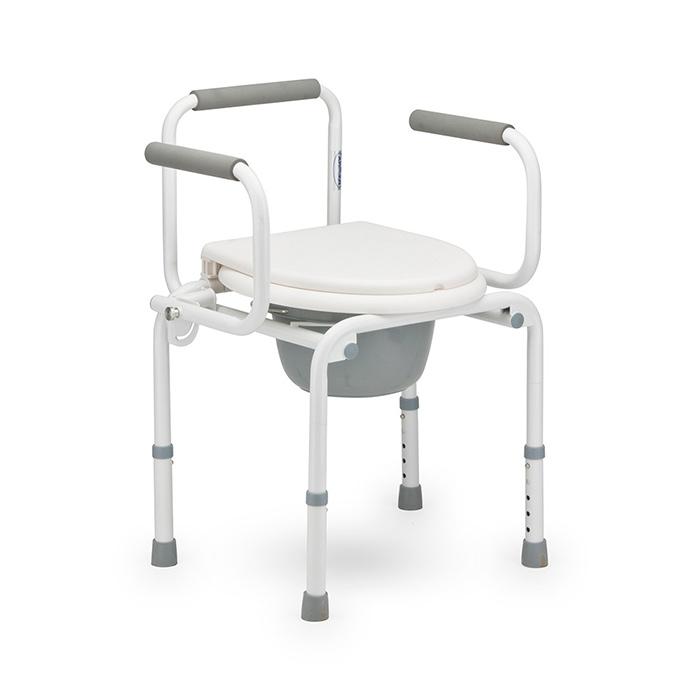 Кресло туалет для пожилых людей Armed FS813