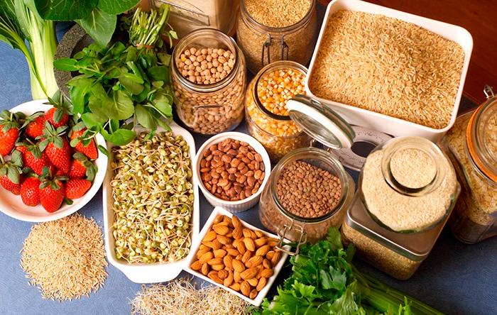 Продукты богатые клетчаткой - рекомендованы при дивертикулите кишечника