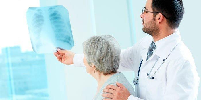Диагностика пневмосклероза легких
