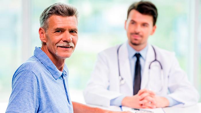 Диагностика конгестивного простатита