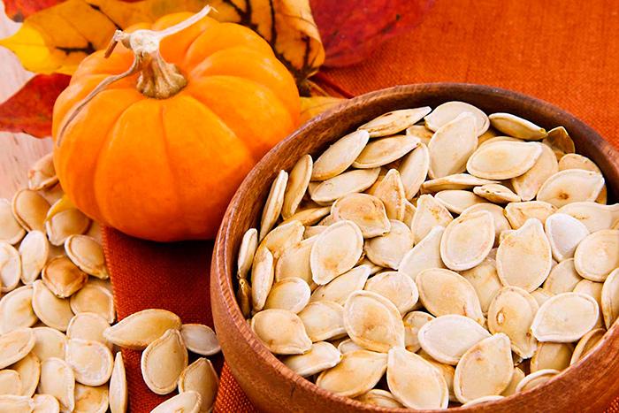 Семена тыквы для лечения конгестивного простатита