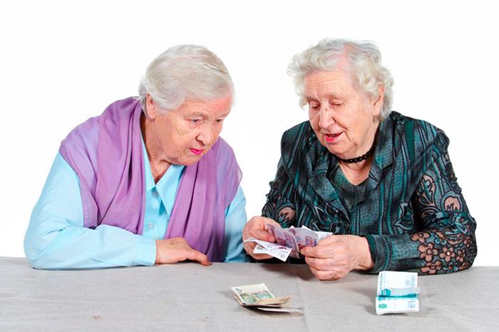 Надбавка в пенсии для пенсионеров СПб в 2018 году