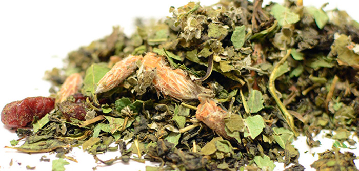Состав трав в почечном чае