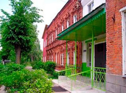 Егорьевский дом-интернат для престарелых и инвалидов